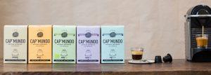 capmundo range nespresso machine banner