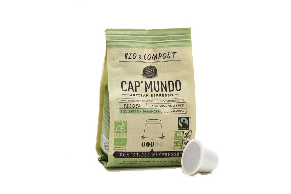 Cap'Mundo Bio et Compost
