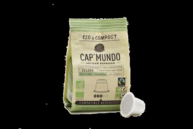 Cap'Mundo Bio et Compost version anglaise